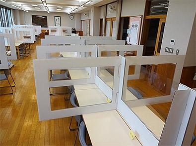 導入事例2 寒河江市内の小学校様(食堂)