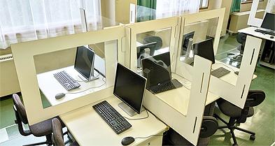 導入事例 平安女学院大学様(情報処理演習室)3